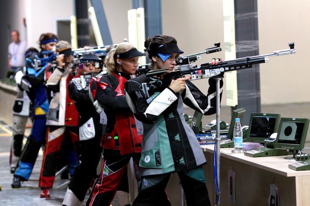 IV чемпионат мира по стрельбе среди студентов