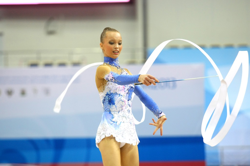 Чемпионат России по художественной гимнастике в групповых упражнениях и кубок России по художественной гимнастике