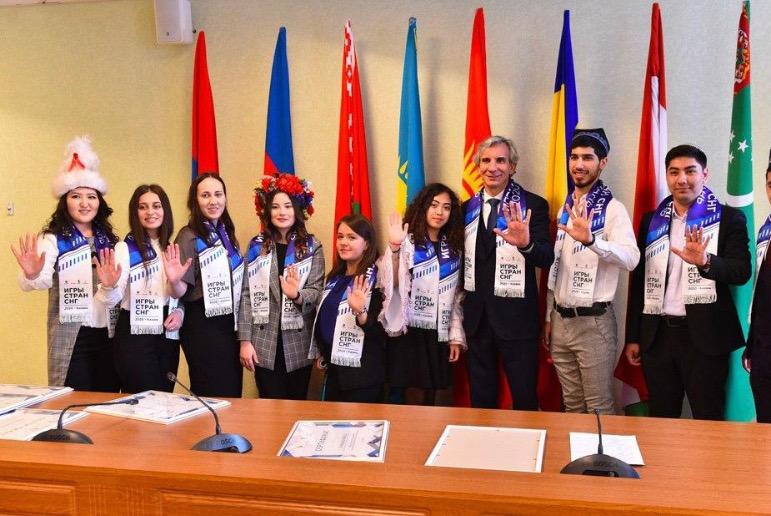 В Казани стартует обучение волонтеров I Игр стран СНГ