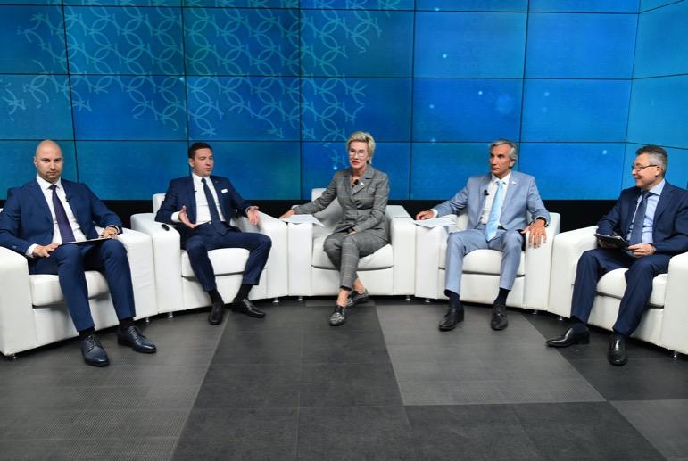 Олег Матыцин: Татарстан заслуженно признан одним из самых спортивных регионов России