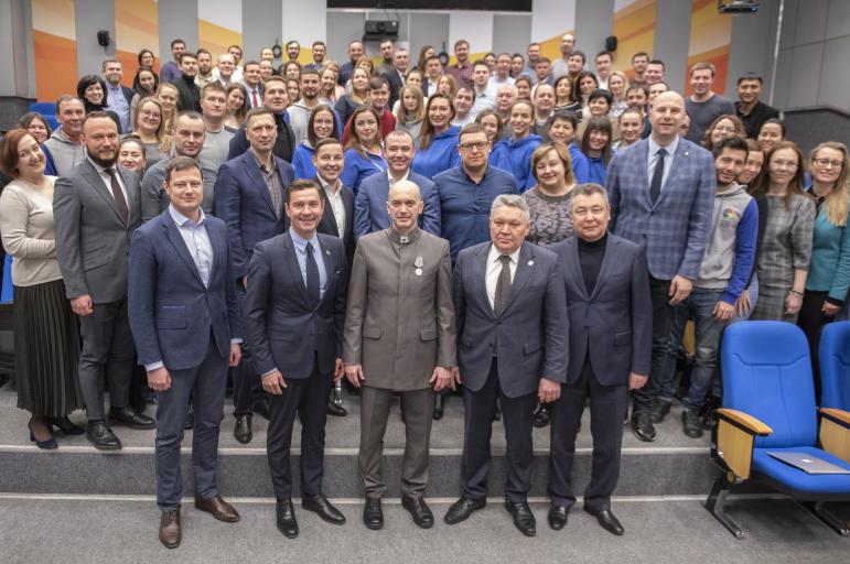 Максим Денисов назначен генеральным директором АНО «Дирекция спортивных и социальных проектов»
