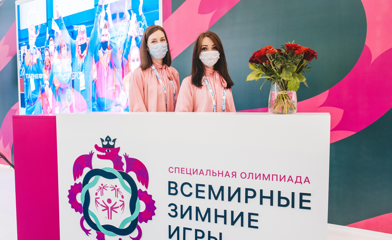 Стенд АНО «Дирекция спортивных и социальных проектов» представлен на форуме «Россия – спортивная держава»
