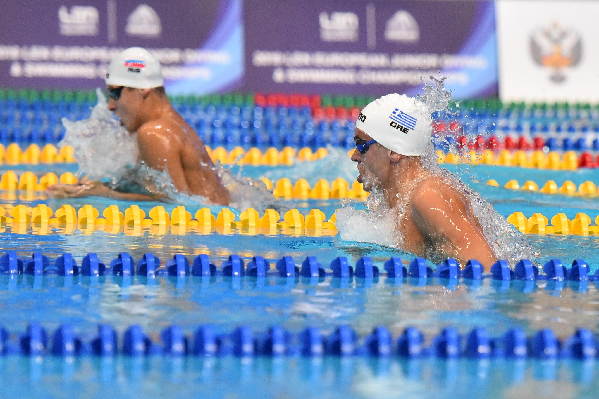 Чемпионат Европы по плаванию пройдет в Казани 2-7 ноября