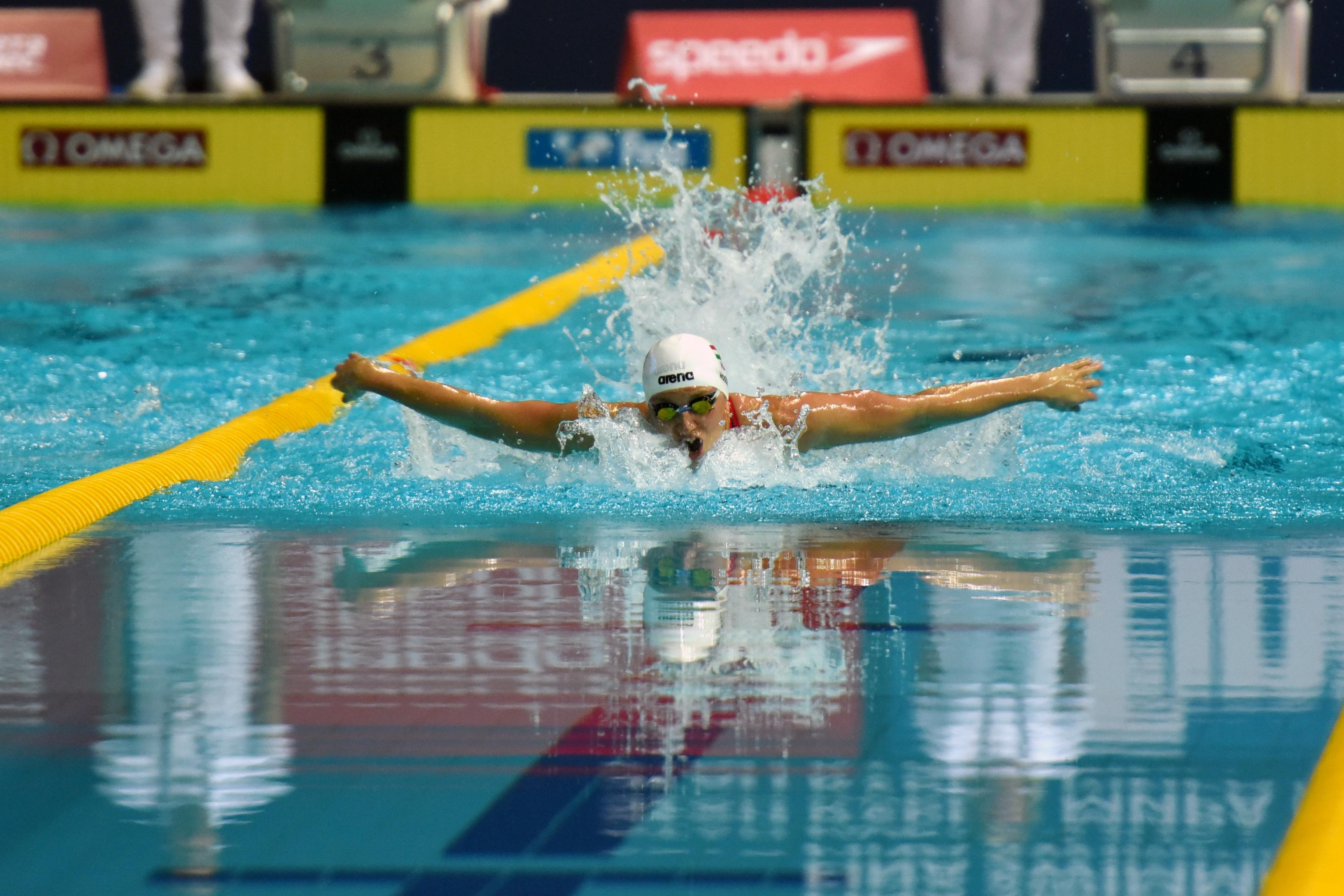 Этап Кубка мира по плаванию в Казани пройдет 28-30 октября