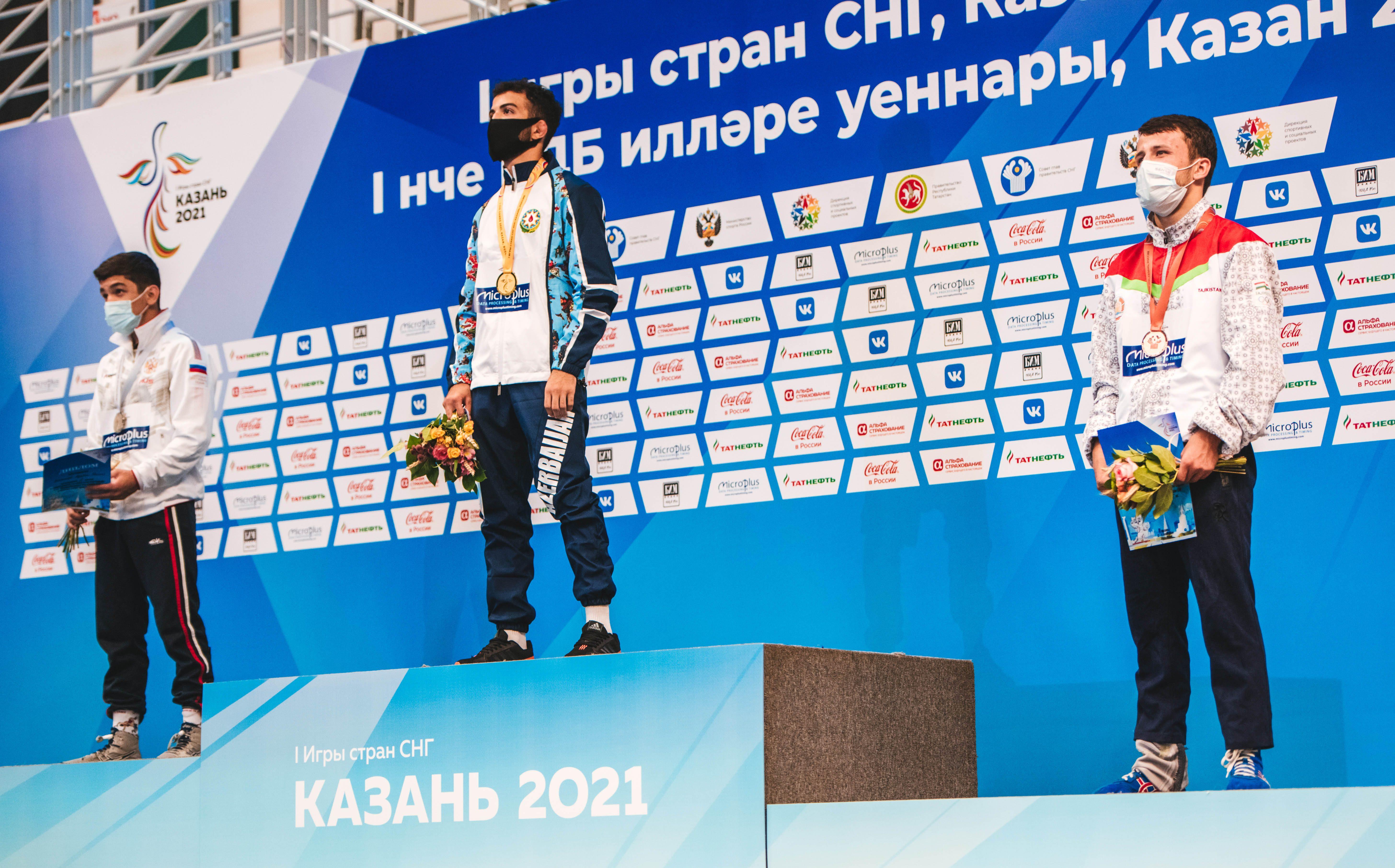 России выразили благодарность за высокий уровень организации I Игр стран СНГ